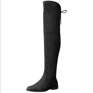 NWOT Marc Fisher Humor Over-the-knee boots
